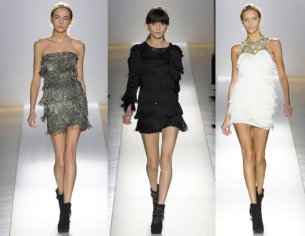 Balmain Has Been Fringey For a