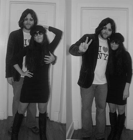 Yoko Ono Wig 12