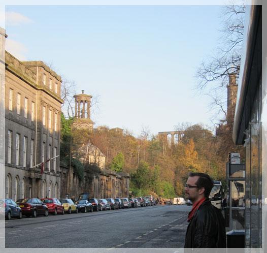 Exploring Edinburgh Calton Hill Asiancajuns