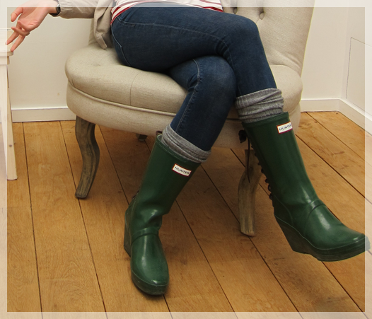 where can i buy sold worldwide stable quality High-Heeled Rain Boots = Awesome | AsianCajuns