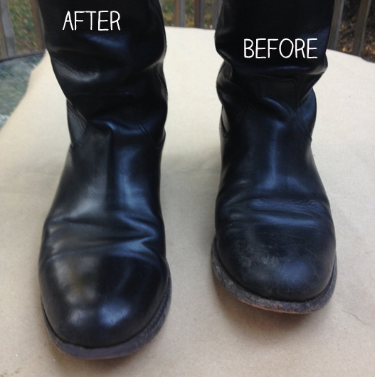 How To Make Leather Shoes Really Shine