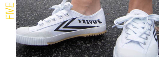 AsianCajuns Feiyue shoes