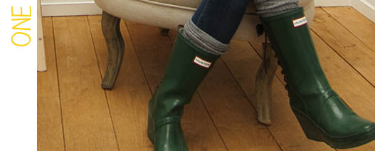 AsianCajuns Hunter Boots