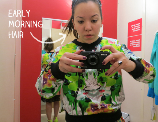 Prabal Gurung for Target sweatshirt