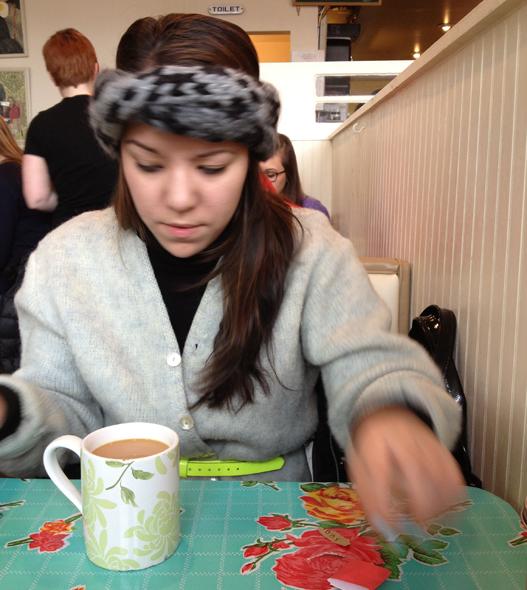 Eugina Kim headband