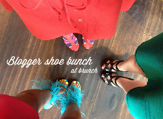 Bloggers-shoes