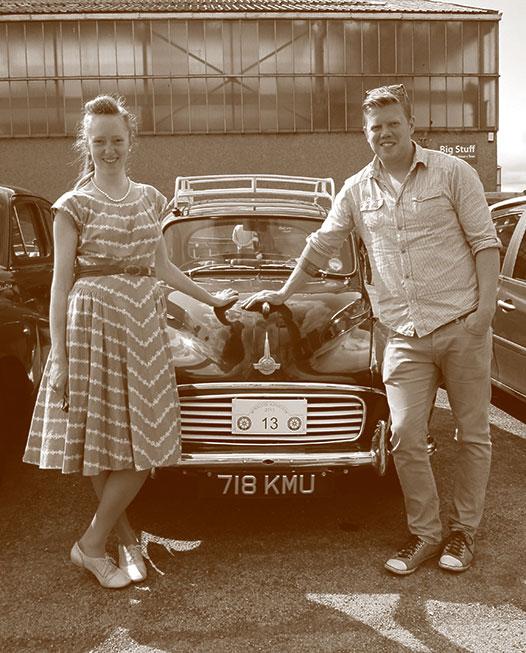 Vintages Cars Rahhh! | AsianCajuns