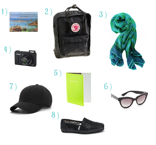 Italy Travel Necessities