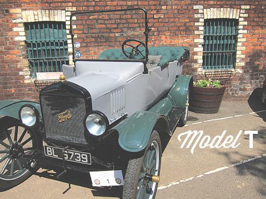 Model-T-vintage-car