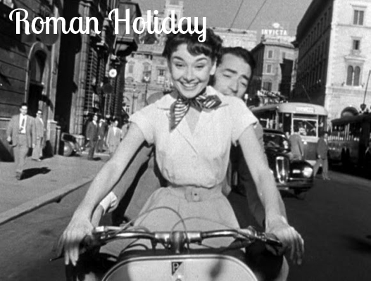 roman holiday copy