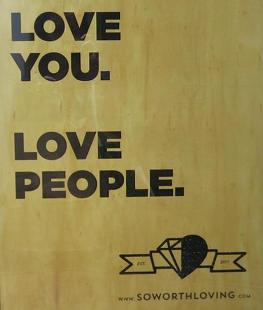 Love You Love People