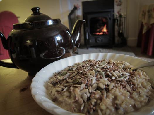 scotland oatmeal