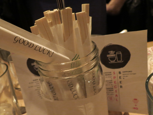 ramen chopsticks