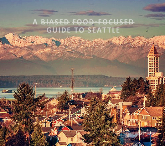 A guide to seattle