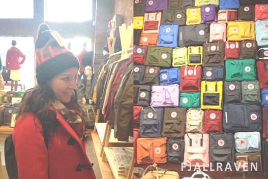 Fjallraven Seattle