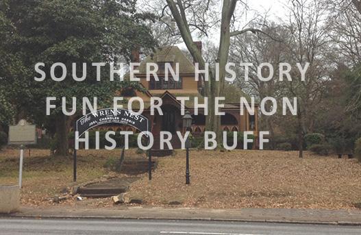 Groupon Southern History Atlanta