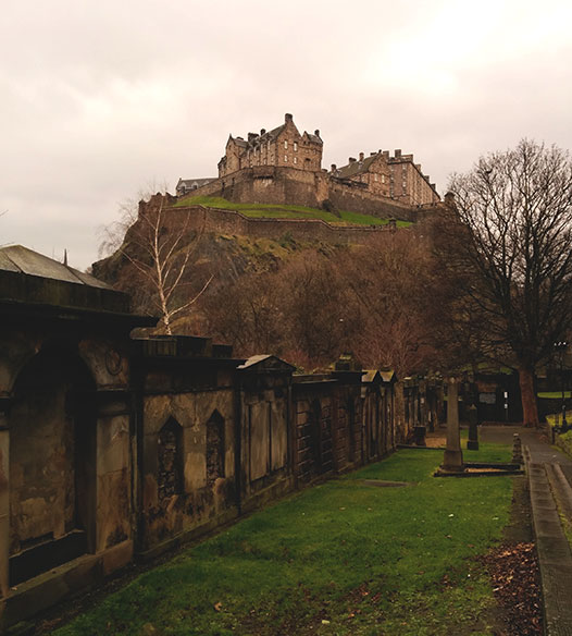 Edinburgh-castle-march