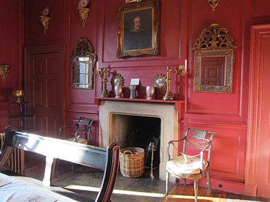 Roslin-castle-dinning-room