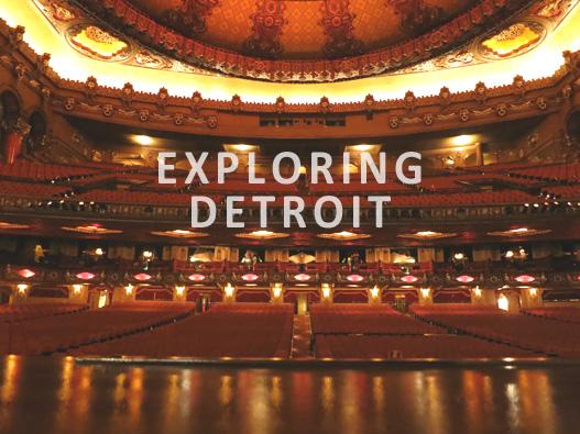 Exploring Detroit