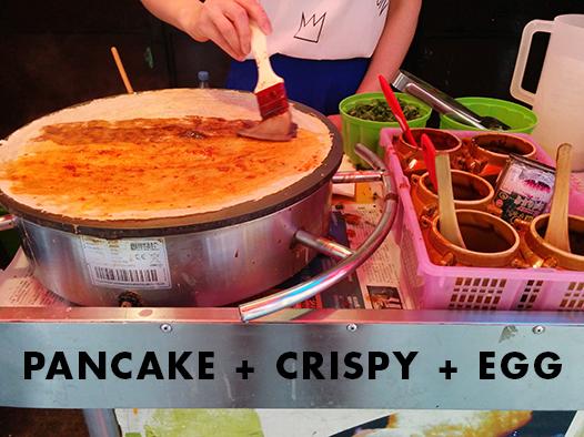 Chinatown pancake