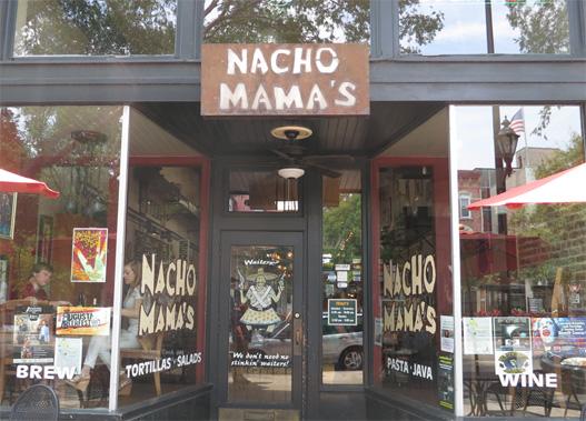 August Nacho Mamas
