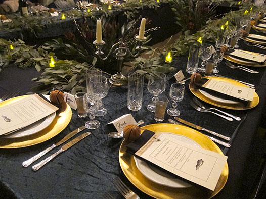16th century banquet