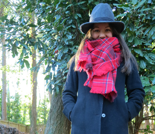 Cath_plaidscarf