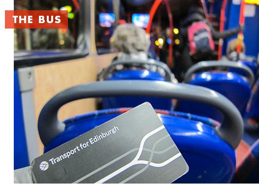 lothian bus