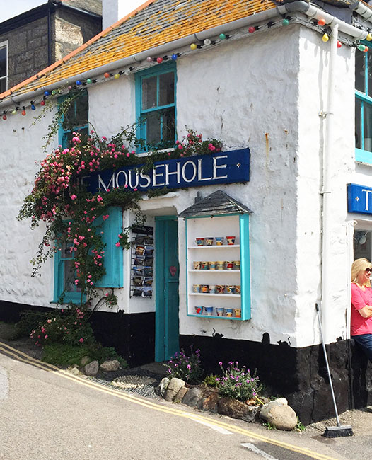Mousehole-Cornwall