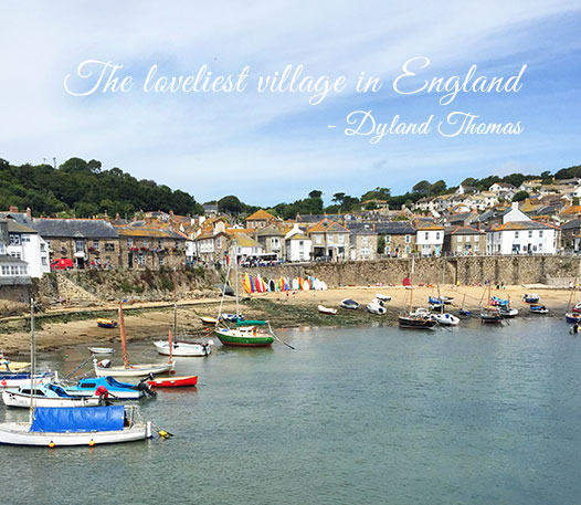 Mousehole-village