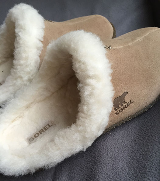 slippers-sorel
