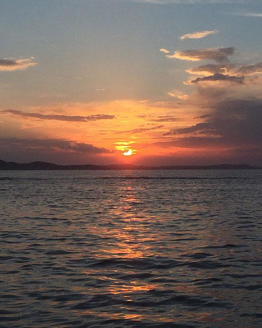 zadar-sunset
