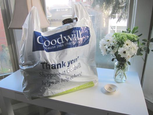 Goodwill-bag