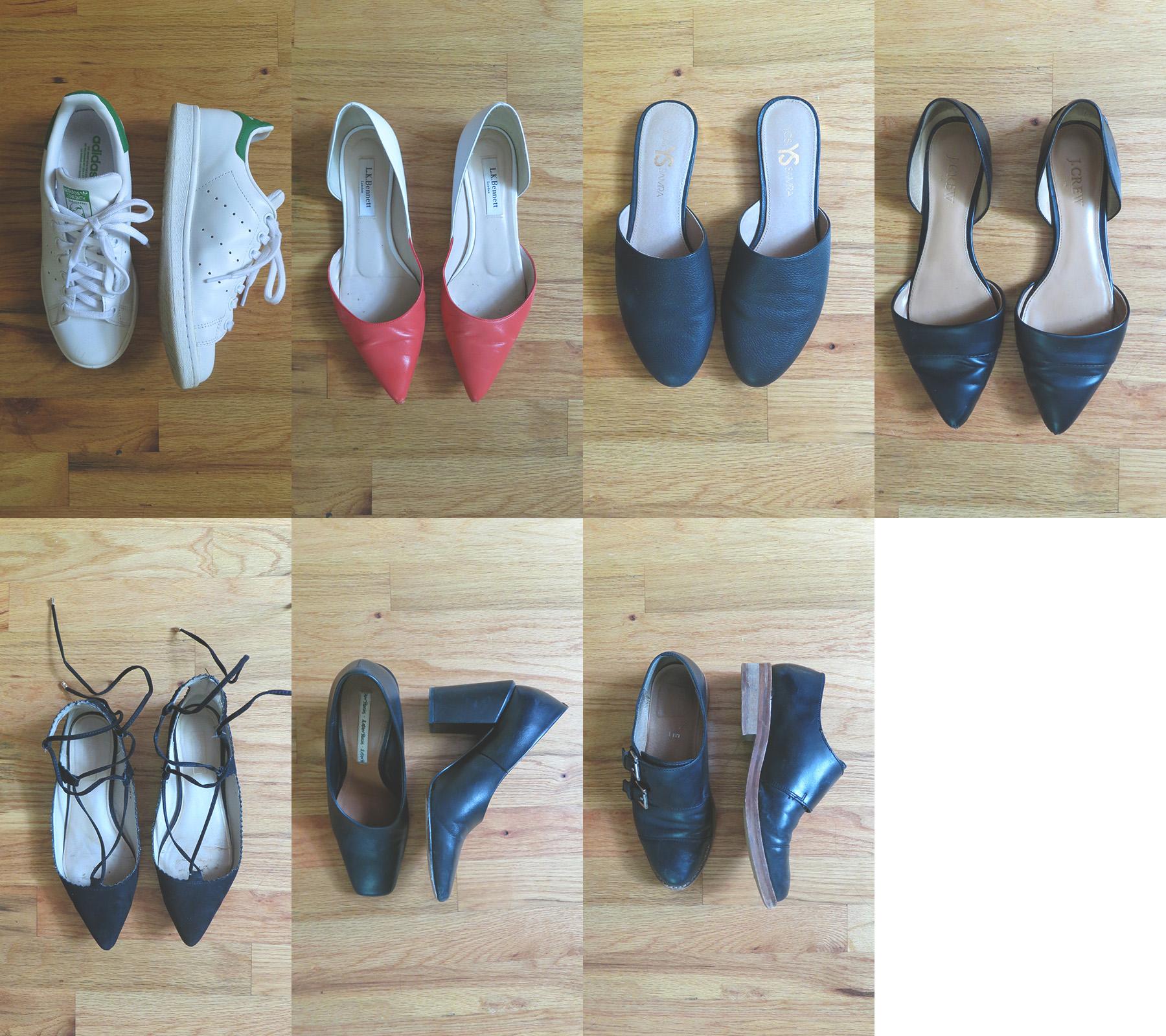 capsule_wardrobe_shoes_spring2016